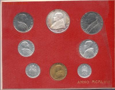 Иностранные монеты, Экзотика, Ватикан - img029