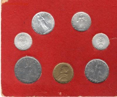 Иностранные монеты, Экзотика, Ватикан - img256