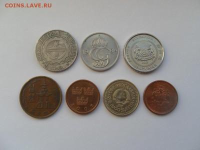 Иностранные монеты (7 шт) с 1 рубля до 22:00 МСК 16.02.17 - SDC13952.JPG