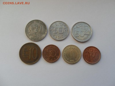 Иностранные монеты (7 шт) с 1 рубля до 22:00 МСК 16.02.17 - SDC13950.JPG