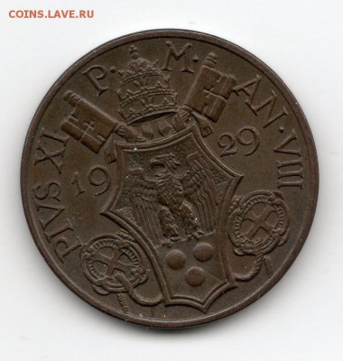 Иностранные монеты, Экзотика, Ватикан - img304
