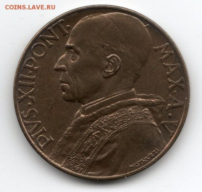 Иностранные монеты, Экзотика, Ватикан - img312
