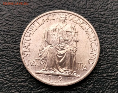 Иностранные монеты, Экзотика, Ватикан - IMG_20160902_172435_HDR