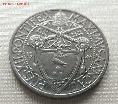Иностранные монеты, Экзотика, Ватикан - IMG_20161012_112217