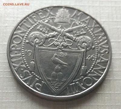 Иностранные монеты, Экзотика, Ватикан - IMG_20161012_111920