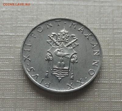 Иностранные монеты, Экзотика, Ватикан - IMG_20161012_110640