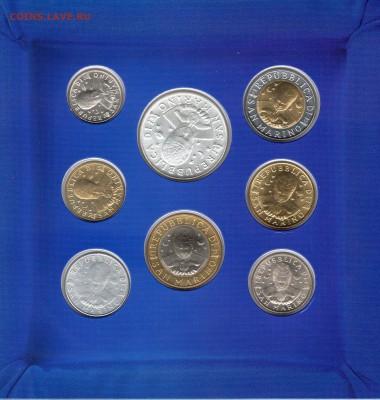 Иностранные монеты, Экзотика, Ватикан - img263