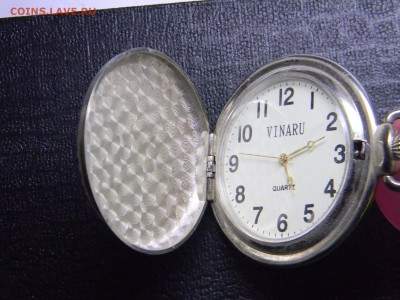 карманные часы (кварц) до  22.02 в 21.30 по москве - Изображение 1459