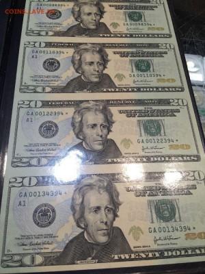 Оформление коллекции монет - 20$