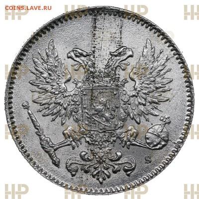 """монеты в слабах """"Национального нумизматического реестра"""" - 50-penni-1917-s_53gxpnv3ku.JPG"""