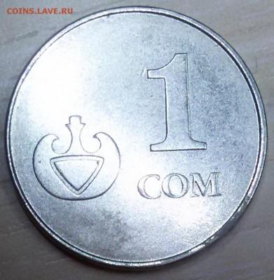 Что попадается среди современных монет - сом 3
