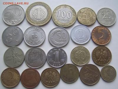 Что попадается среди современных монет - б