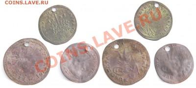 монетовидные жетоны украшения. - 309