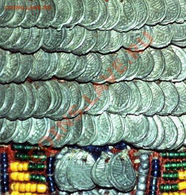 монетовидные жетоны украшения. - opr01F8X