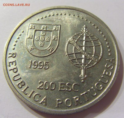 200 эскудо 1995 Австралия Португалия 26.03.2017 22:00 МСК - CIMG3057.JPG