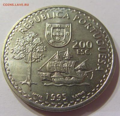200 эскудо 1995 Тимор Португалия 26.03.2017 22:00 МСК - CIMG3067.JPG