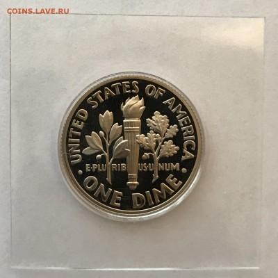 США, 10 Центов, 2009-S, пруф - IMG_0804.JPG