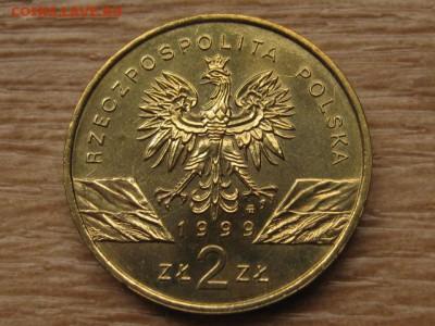 Польша 2 злотых 1999 Волки до 06.04.17 в 22.00 М - IMG_5954.JPG