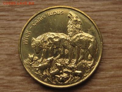 Польша 2 злотых 1999 Волки до 06.04.17 в 22.00 М - IMG_5953.JPG