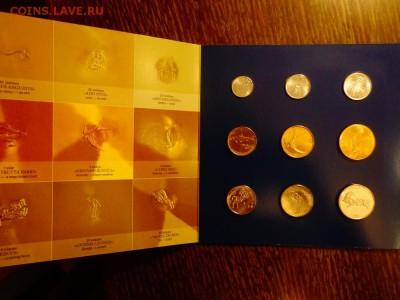 СЛОВЕНИЯ - набор ЖИВОТНЫЕ в буклете до 14.04, 22.00 - Словения набор ходячка животные буклет-1