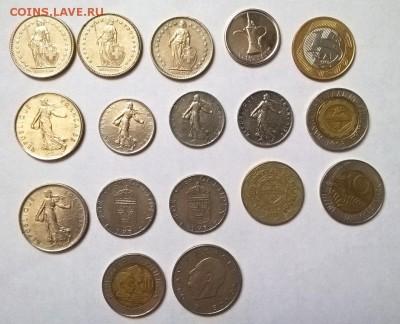 17 зарубежных монет до 14.04.2017 22.00 мск - WP_20170408_18_03_29_Pro