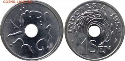 Монеты с отверстием в центре - индо_enl