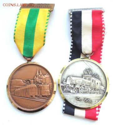 Две немецкие медали с трамваями.До 15.04.2017.До 22-00 мск. - Изображение 19848