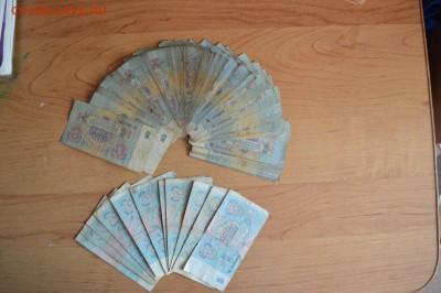 5 рублей 1961 и 1991 - 60 шт и 11 шт. ОБОРОТ до 27.04 23-59 - 22 - 5 рублей 1961 и 1991.JPG