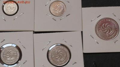 Грузия набор монет UNC - IMG_5920.JPG