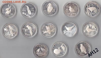 Животные на монетах - IMG_0012АВ
