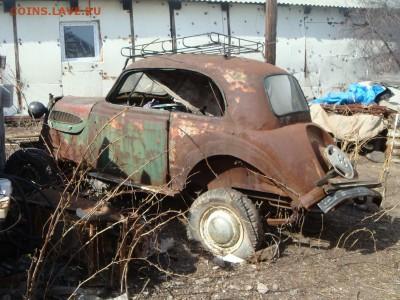 Авто БМВ 1949 г.в.-в реставрацию - DSC06489.JPG