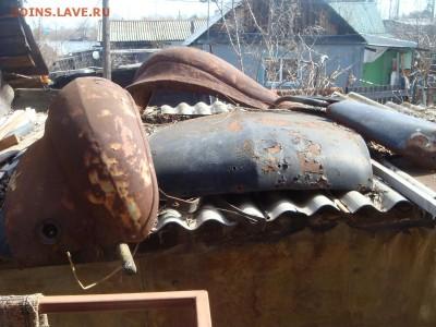 Авто БМВ 1949 г.в.-в реставрацию - DSC06492.JPG