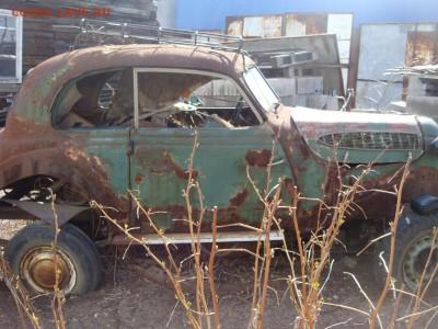 Авто БМВ 1949 г.в.-в реставрацию - DSC06461.JPG