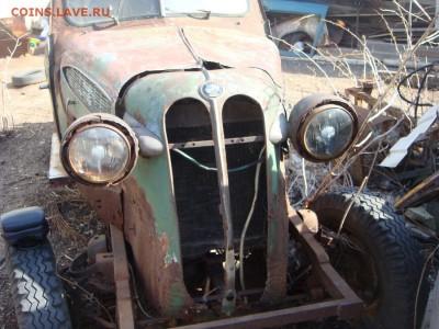 Авто БМВ 1949 г.в.-в реставрацию - DSC06460.JPG