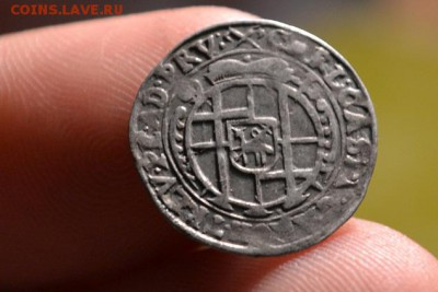 1 петерменгер 1663 Архиепископство Трир - CSC_0053.JPG