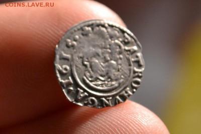 Денарий. Матвей II Король Венгрии 1608 — 1618 - CSC_0016.JPG