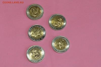 Набор Красная книга 1994. 5 монет. Мешковой UNC 30.05 23-00 - DSC_0460.JPG