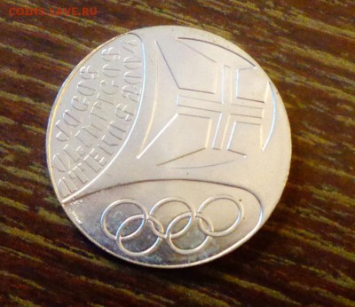 ПОРТУГАЛИЯ - 10 евро ОЛИМПИАДА В АФИНАХ до 4.06, 22.00 - Португалия 10 евро Олимпиада_1