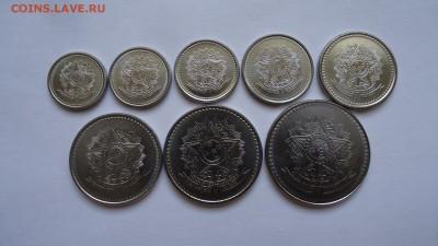 БРАЗИЛИЯ НАБОР 1 СЕНТАВО-10 КРУЗАДО 1986-1988 - DSC04423.JPG