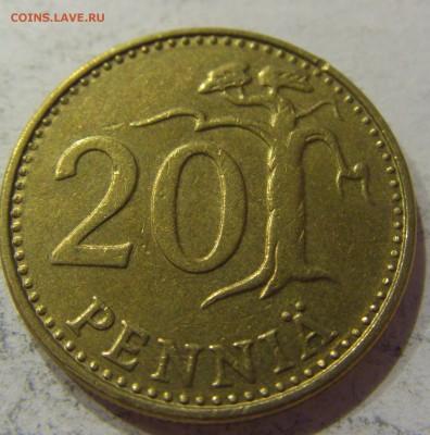 20 пенни 1977 Финляндия 09.06.17 22:00 МСК - CIMG4754.JPG