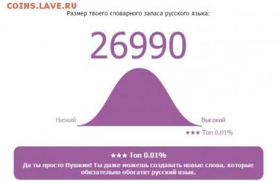 ТЕСТ-Размер твоего словарного запаса русского языка - Безымянный1