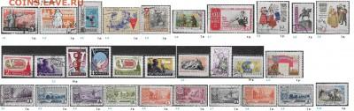 СССР 1961-1964. ФИКС - 1961.5 Гашеные