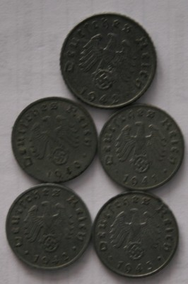 1 и 5 пфеннингов 40-43 годов. цинк - 2.JPG