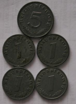 1 и 5 пфеннингов 40-43 годов. цинк - 1.JPG