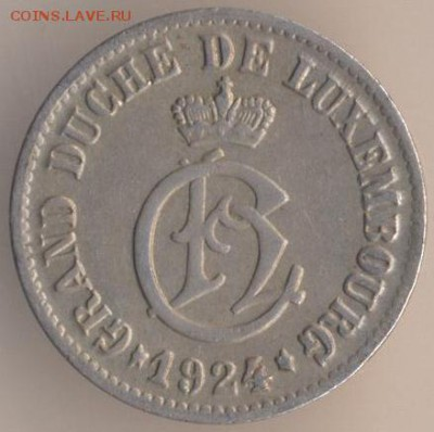 Люксембург - 62