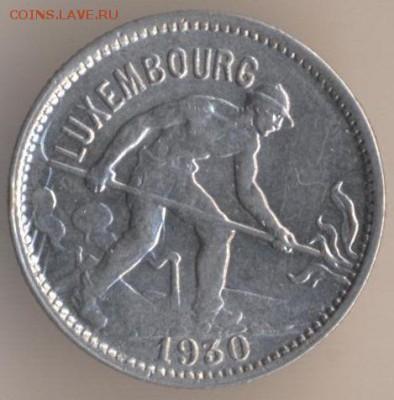 Люксембург - 52