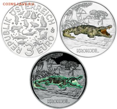 Животные на монетах - coco02