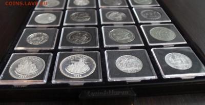Квадратные капсулы для монет QUADRUM - IMG_4292
