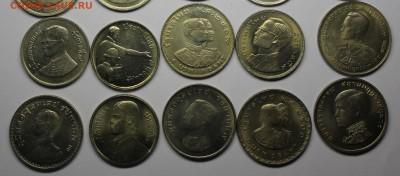 1 Бат Таиланд - 20 разных монет - Таиланд 2.JPG