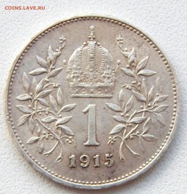 Австрия 1 крона 1915 до 5.07.17 - DSCN6989.JPG